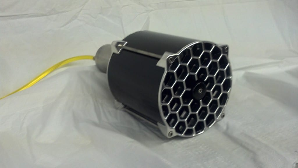 1004B Electric Thruster with Hexscreens